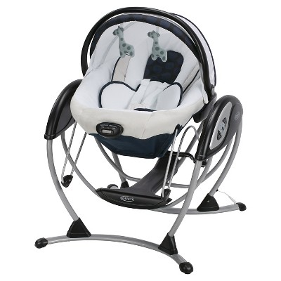 Graco Glider Elite Gliding Swing -  Gilt