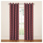 Eclipse Thermaback Tipton Trellis Blackout Grommet Curtain Panel
