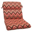 Sunbrella® Fischer Outdoor Rounded Edge Chair Cushion