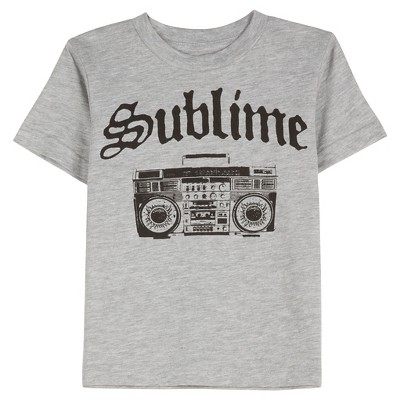 Male Tee Shirts Sublime Gray 12 M