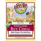 Earth's Best Rice Cereal - 8oz (3 Pack)