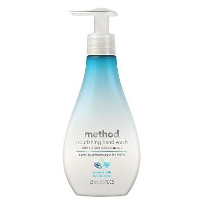 Method Nourishing Hand Wash - Coconut 10 oz