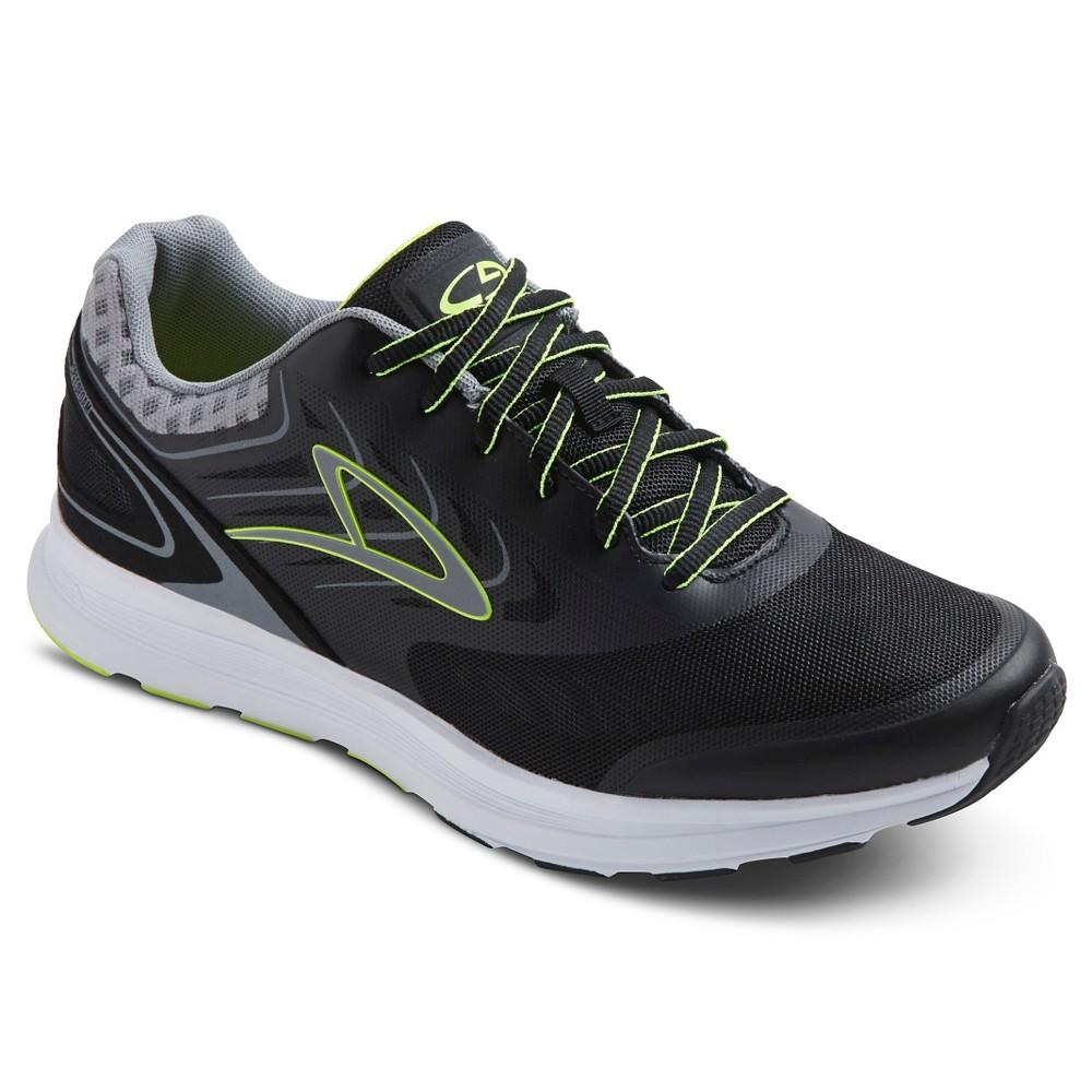 52baf7b9492 Men s C9 Champion Burst Performance Athletic Shoes - Black 10.5