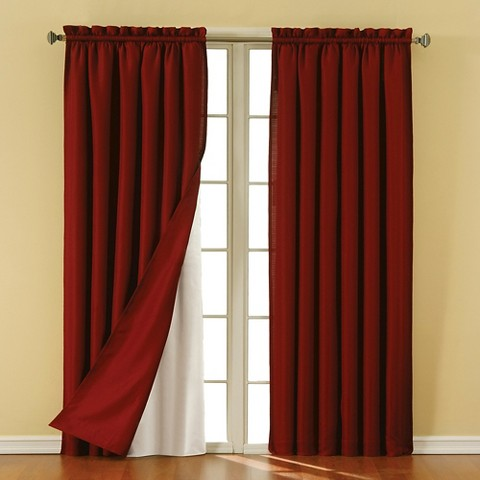 Eclipse Thermaliner Blackout Thermaliner Curtain Target