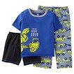 Just One You™ Made by Carter's&#174 Boys' 3-Piece Mix & Match Dump Truck Pajama Set - Blue