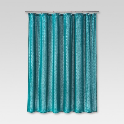 Stripe Shower Curtain Trout Stream - Threshold™