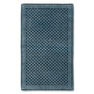 "Threshold&#153&#x3b; Bath Rug - Deep Teal (20x34"")"