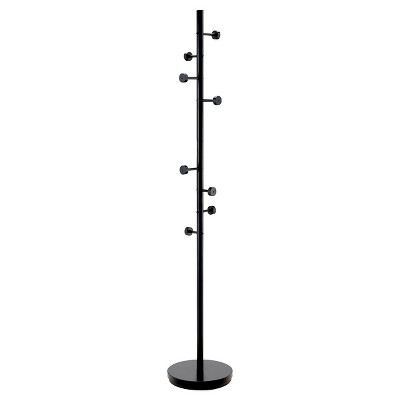 Freestanding Coat Rack Black - Adesso