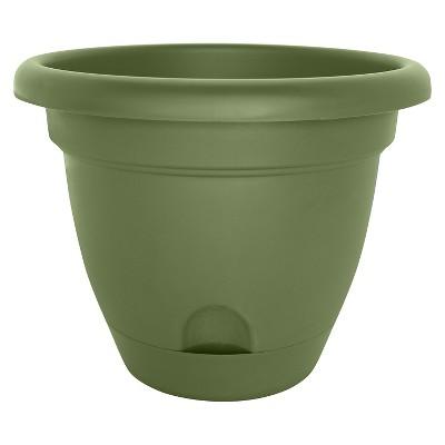 "Bloem 10"" Lucca Planter - Living Green"