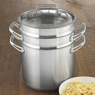 Ecom Multiple Insert Pot Set Chefs