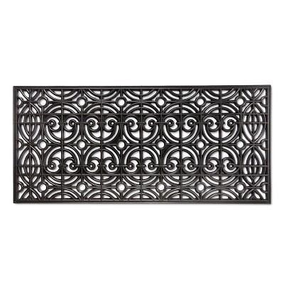 Door Mat 22X48 - Black - Smith & Hawken™