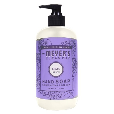Mrs. Meyer's Hand Soap Lilac - 12.5 oz