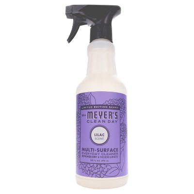 Mrs. Meyer's Multi-Surface Everyday Cleaner Lilac - 16 oz