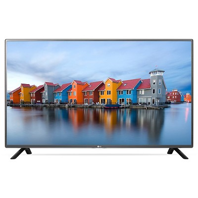 "LG 55"" Class 1080p 120Hz Flat Panel TV - Black (55LF6000)"