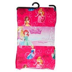 Disney® Princess Toddler Girls' Footless Tights - Pink 2T-4T