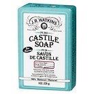 J.R.Watkins Clary Sage Castile Soap - 8 oz