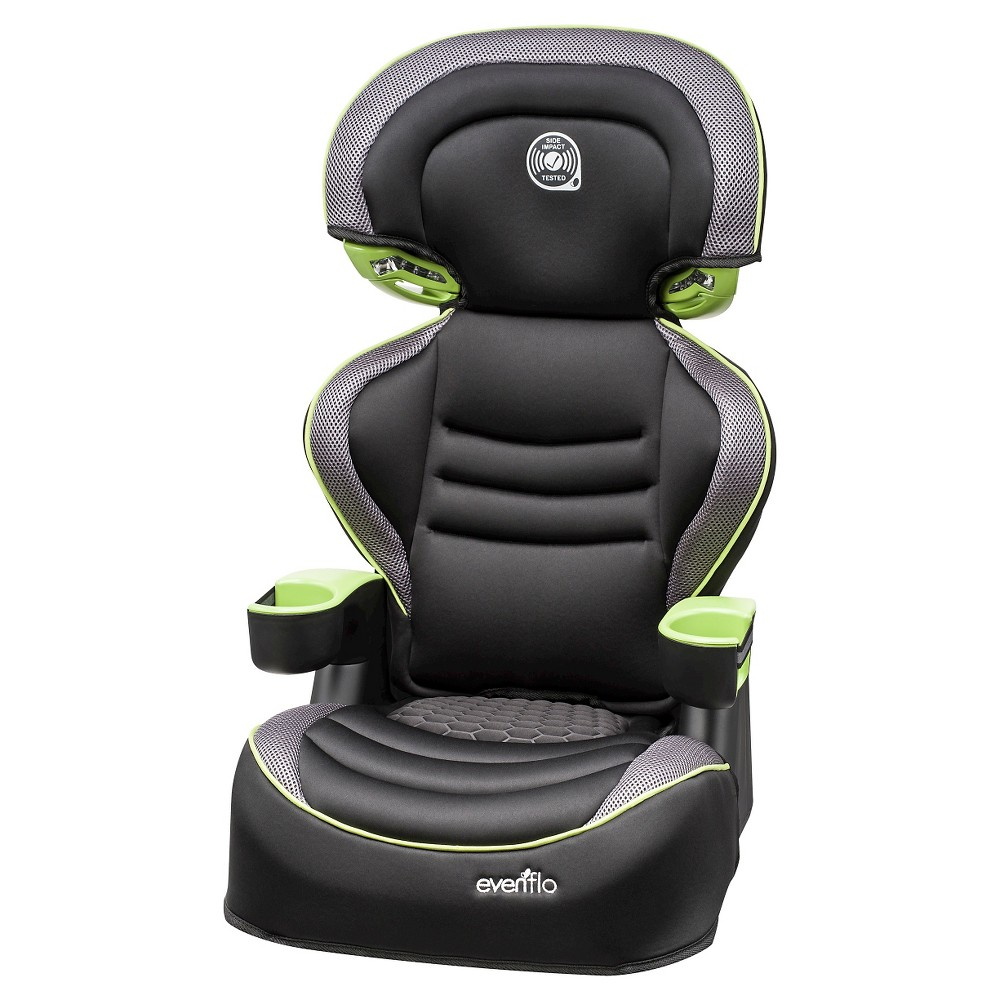 evenflo procomfort amp lx booster seat. Black Bedroom Furniture Sets. Home Design Ideas