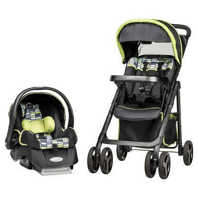 Evenflo Vive Elite Travel System - Linus
