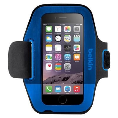 iPhone 6/6S Armband - Belkin Sportfit - Blue (F8W630-C01)