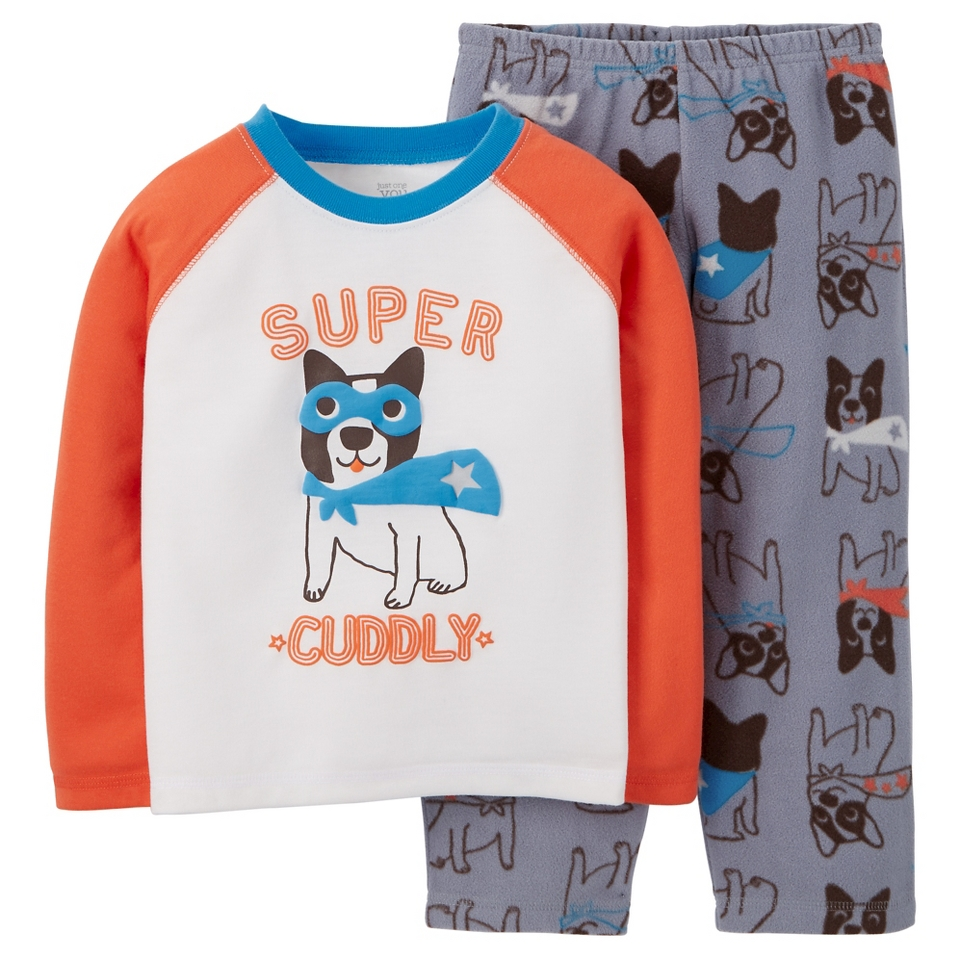 8285305e811c Just One You™ Made by Carters® Fleece Pajama Set Super Dog on PopScreen