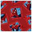 Spiderman Ultimate Patch Fabric