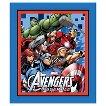 Marvel Avengers Assemble Panel Fabric