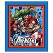 Marvel Avengers Assemble Panel Fabric