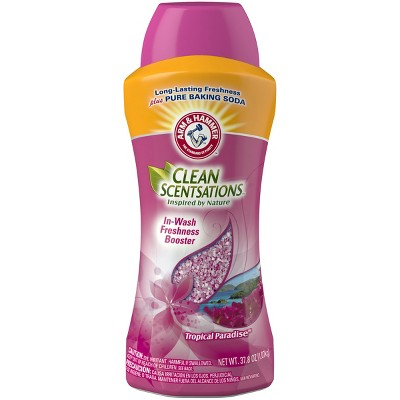 Arm & Hammer Clean Scentsations Sun-Kissed Flowers In-Wash Freshness Booster  37.8oz