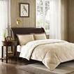 Suede Down Alternative Comforter Mini Set