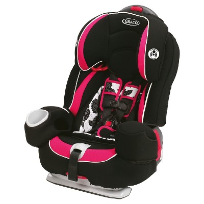 Graco Argos 80 Elite 3-in-1 Car Seat Azalea