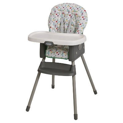 Graco SimpleSwitch 2-in-1 High Chair - Lambert