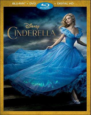 Cinderella [Includes Digital Copy] [Blu-ray/DVD]