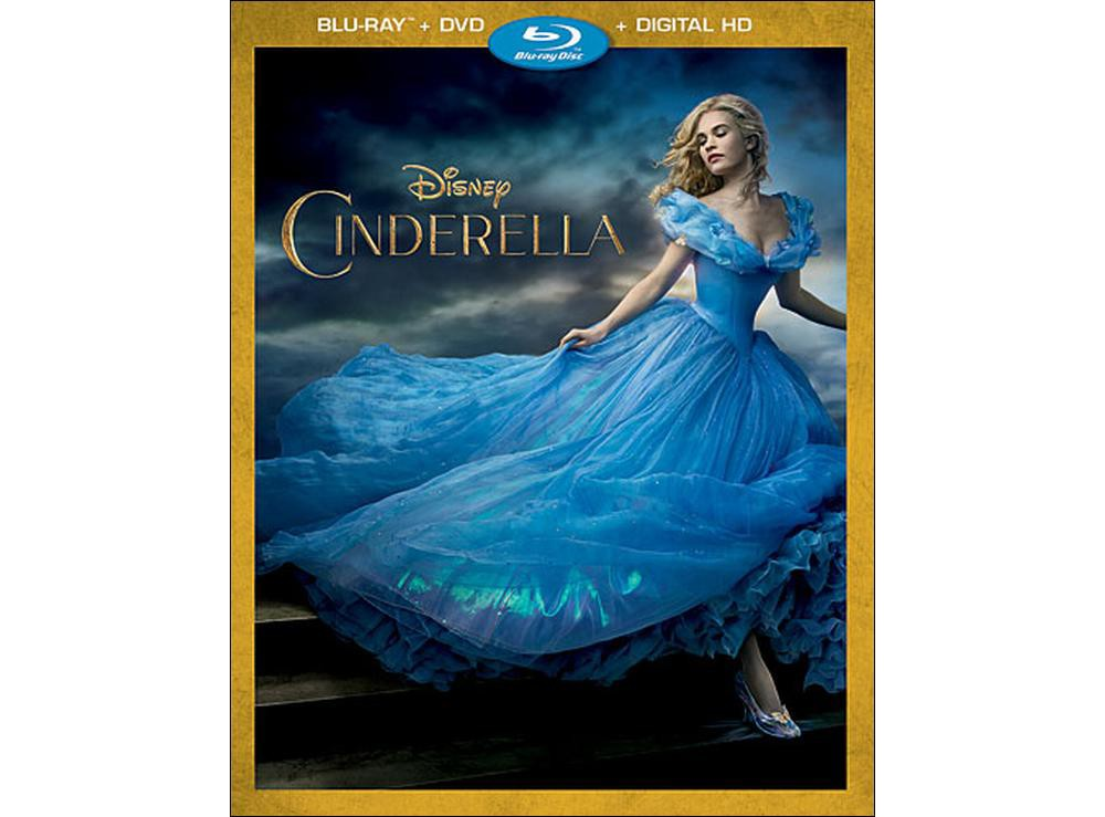 Cinderella (Includes Digital Copy) (Blu-ray/Dvd)