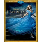 Cinderella Live Action (Blu-ray/DVD)
