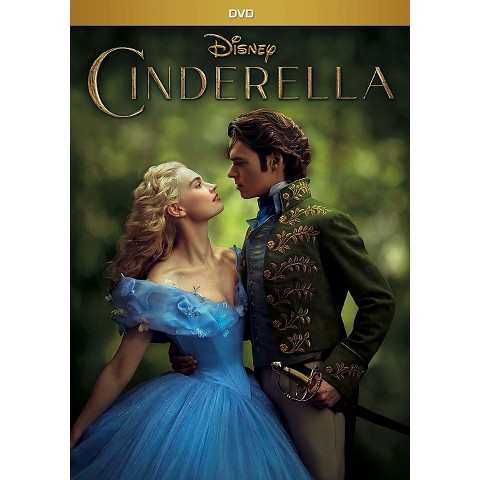 Cinderella (DVD) : Target