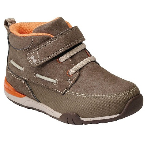 toddler boy s hasson fashion boots brown target