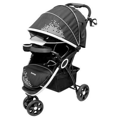 Harmony Urban Deluxe Convenience Stroller - Gala