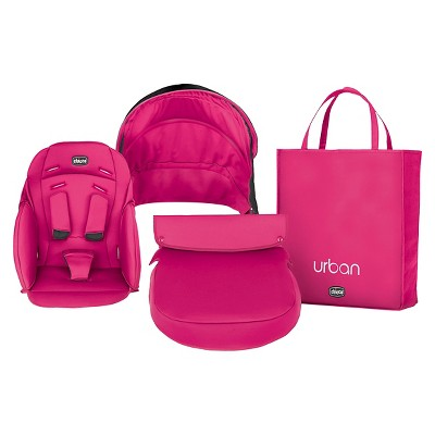 Chicco Urban Stroller Color Accessory Kit - Pink