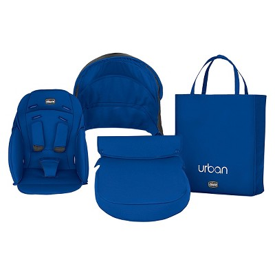 Chicco Urban Stroller Color Accessory Kit - Blue