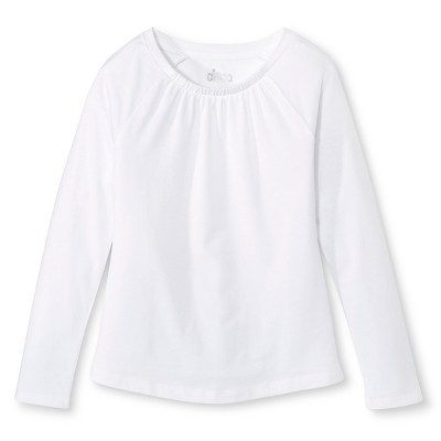 Female Tee Shirts White M (7-8)