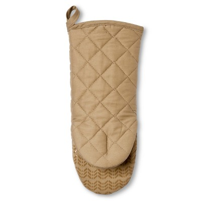Room Essentials™ Tan Oven Mitt