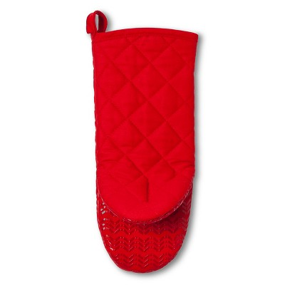 Room Essentials™ Red Oven Mitt