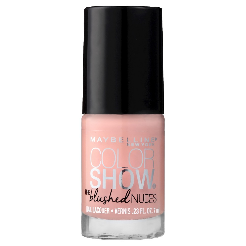 Maybelline Color Show Blushed Nudes 750 In The Blush Poptake On 00041554430769