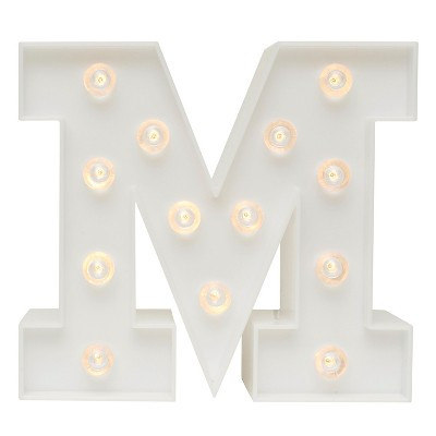 Marquee M - 6.25  by Heidi Swapp