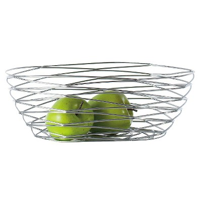 Torre & Tagus Clear Weave Bowl