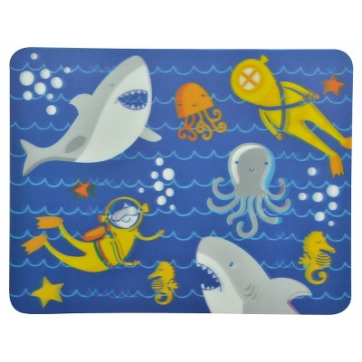 Kids' Circo™ Under the Sea Polypro Placemat