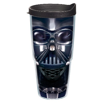 Tervis Darth Vader Tumbler with Lid - Clear (24 oz)