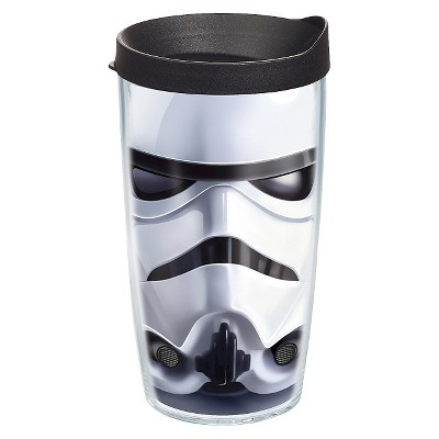 Tervis Stormtrooper Helmet Tumbler with Lid - Clear (16 oz)