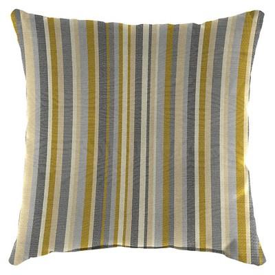 Jordan Set of Square Toss Pillows - Oatmeal