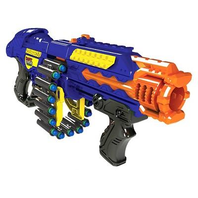 Dart Zone® Powerbolt Pump-Action Belt Blaster